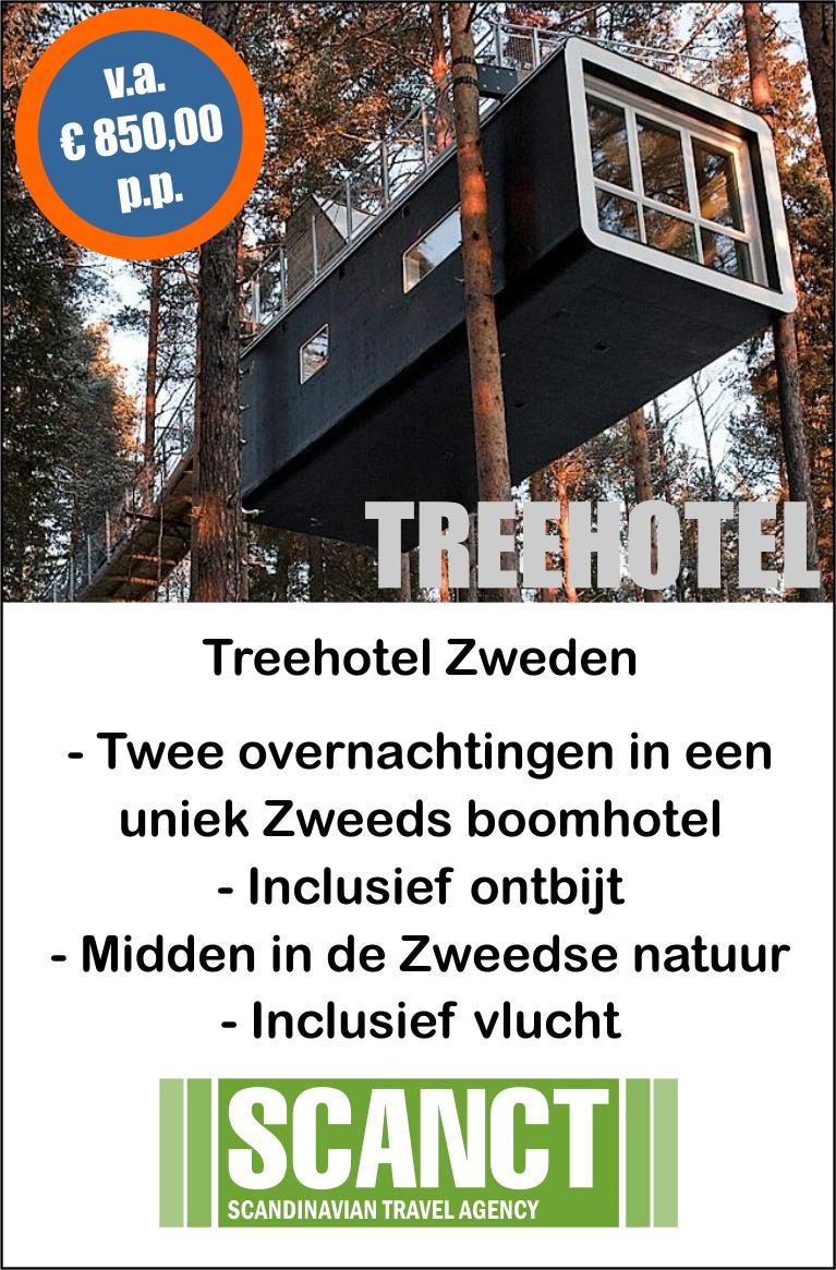 website pictogram treehotel